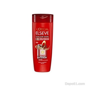 Elseve 360 Ml Şamp.Colorvive